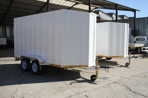 Mobile Workshop Tool Equipment Trailers Rico Trailers South Africa